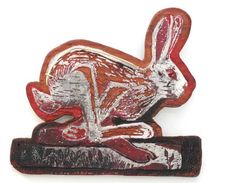 """Tabea Reulecke - Idar Oberstein Diplomthema 'Experience the close-up!' 2006 - """"2-sides-of-life"""" back brooch"""