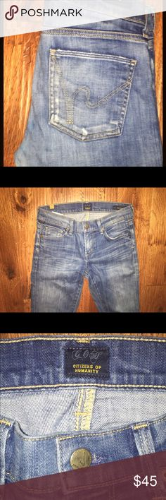 Citizens of Humanity Straight Leg Jeans Size 26 Straight Leg Citizens of Humanity. These are too long for me Citizens of Humanity Jeans Straight Leg