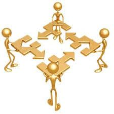 1.09 - La Coordinación. Es integrar y sincronizar todos los esfuerzos.  Relaciona todas las partes de la empresa.  Se basa en el contacto directo, interrelación de todas las áreas, buen sistema de comunicación, uso de la supervisión, manuales de organización, comités o grupos, etc.