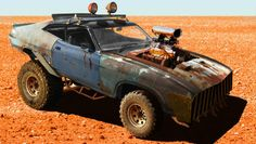 Mad Max: Fury Road set for 3 weeks of re-shoots | TotalFilm.com