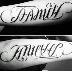 704da1517 23 Best Ambigram tattoos images in 2019 | Tiny tattoo, Awesome ...