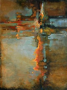 """Above and Beyond by Christopher Westfall Acrylic ~ 40"""" x 30"""""""