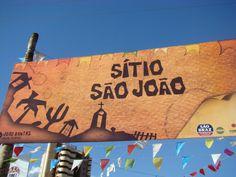 ACONTECE: Sítio São João de Campina Grande