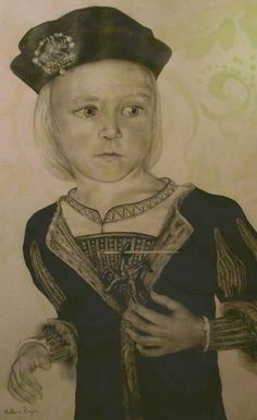 Edward of Middleham, only son of Richard III and his wife Anne Neville. Died in childhood.