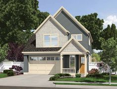 Eplans Craftsman House Plan - Craftsman Home with Many Amenities - 1699 Square Feet and 3 Bedrooms from Eplans - House Plan Code HWEPL73381