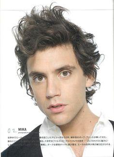 Mika STUNNING