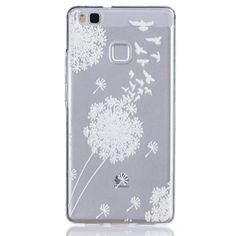 Iessvi Huawei P9 Lite Transparent Clear Skin Cover-Protective Case for Huawei P9 Lite (9) -- Awesome products selected by Anna Churchill
