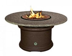 California Outdoor Concepts Del Mar Gas Fire Pit Table - Perfect for your patio!!!