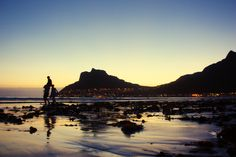 Sunset in HoutBay