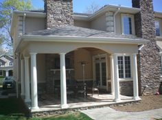 covered porches | Covered Porches, New Jersey