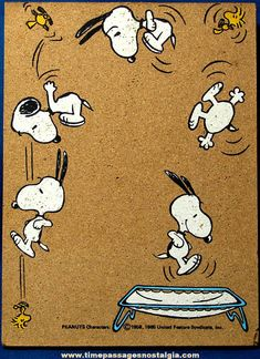 Old Charles Schulz Snoopy & Woodstock Character Bulletin Board Peanuts Cartoon, Peanuts Snoopy, Charles Shultz, Charlie Brown Y Snoopy, Mickey Mouse, Snoopy Pictures, Joe Cool, Snoopy Quotes, Illustration