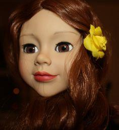 Daniela - 18 inch Doll from Sisterhood In Town - a Canadian company