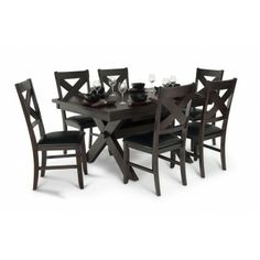 Woodmark 7 Piece Dining Set | Dining Table, Dining Room Sets And Dining  Room Furniture