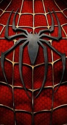 Spider-Man chest symbol