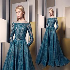I found some amazing stuff, open it to learn more! Don't wait:https://m.dhgate.com/product/2016-ziad-nakad-evening-dresses-with-long/380445777.html