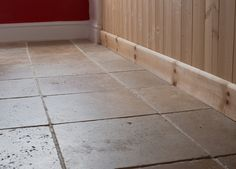 The Noce Tumbled Travertine has been left unfilled and tumbled to give it a great rustic quality.
