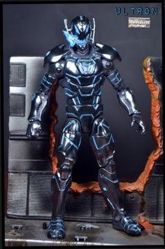 Ultron V.2 (Marvel Legends) Custom Action Figure