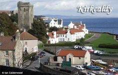 Kirkcaldy is a town and former royal burgh in fife Scotland