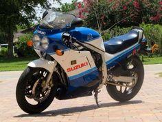 1987 #Suzuki GSX-R 750