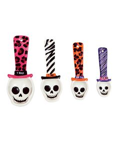 Take a look at this Witch Doctor Measuring Spoon Set by Boston Warehouse on #zulily today!