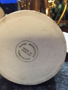 (15) FINN – Royal worcester kaffe-/ tekanne