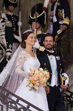 Prince Carl Philip and Sofia Hellqvist's wedding
