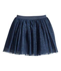 Tulle Skirt with Glitter | H&M Kids
