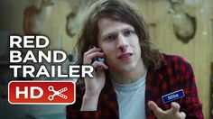 American Ultra Official Red Band Trailer (2015) - Jesse Eisenberg Stoner Comedy HD - YouTube