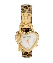 cool and pretty looking watch from BetseyJohnson.com