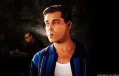 Ray Liotta as Henry Hill in Goodfellas