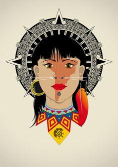 Latinoamerica Graphic Design Illustration, Design Illustrations, Behance, Folklore, Painting & Drawing, Branding, America, Culture, Drawings