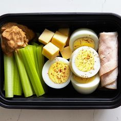 Protein snacks Healthy protein snacks Healthy meal prep Meal prep Lunch meal prep Healthy snacks - Meal Prep Ideas Keto Recipes for Fat Loss & Muscle Building mealprep mealprepideas ketorecipe - Protein Lunch, Healthy Protein Snacks, Healthy Recipes, Keto Recipes, Protein Box, Protein Foods, Healthy Lunches, Paleo Recipes High Protein, High Protein Snacks On The Go