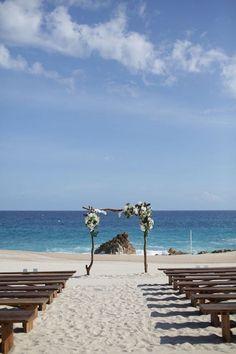 Stunning Beach Wedding Ceremony Ideas - MODwedding