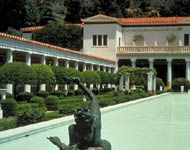 Outer Peristyle, The J. Paul Getty Museum at the Getty Villa in Brentwood, 1200 Getty Center Dr, Los Angeles, CA 90049  P: (310) 440-7300 http://www.getty.edu/museum/about.html