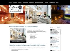 Kipasu Oy tarjoaa sisustussuunnittelua ja remonttipalveluita. Shopping