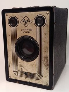 Agfa ShurShot Special by TroutsAntiques on Etsy, $12.00