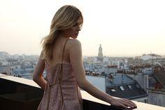 Five minutes with Clémence Poésy   - HarpersBAZAAR.co.uk
