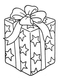 grand cadeau de noel coloration - Christmas coloring pages - Christmas Present Coloring Pages, Christmas Coloring Sheets, Printable Christmas Coloring Pages, Christmas Crafts For Kids, Christmas Colors, Christmas Art, Christmas Presents, Christmas Decorations, Kids Presents