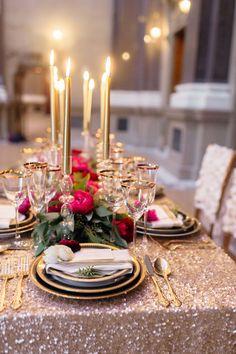 Photography : Trent Bailey Photography Read More on SMP: http://www.stylemepretty.com/new-york-weddings/new-york-city/brooklyn/2014/07/01/elegant-wedding-inspiration-at-weylin-b-seymours/
