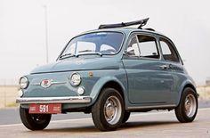 Giannini 590 GT Replica | 1969 Fiat 500 L
