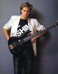 Photo of John for fans of John Taylor (Duran Duran) 22619124 Music Guitar, My Music, 80s Synth, Nigel John Taylor, Kat Williams, Nick Rhodes, Simon Le Bon, Mtv Videos, Post Punk