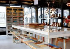 European Furniture and More - Europe's Top Design Shops on Food & Wine