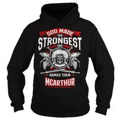 I Love MCARTHUR, MCARTHURYear, MCARTHURBirthday, MCARTHURHoodie, MCARTHURName, MCARTHURHoodies T shirts