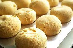 Receita simples de pão de queijo | Receitas Supreme