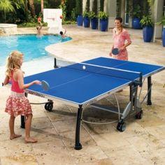 Outdoor Table Tennis Set