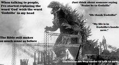 Oh thank Godzilla !