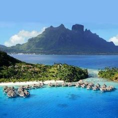 Bora Bora - on my list again.