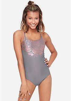 UK Kids Girls Swimming Bikini Costume Swimwear Swimsuit Beach Clothes Clothing