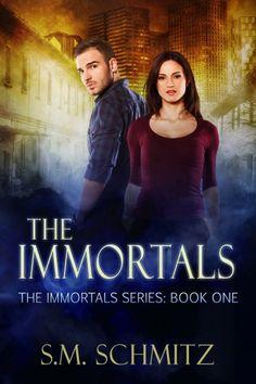 instaFreebie - Claim a free copy of The Immortals  #scifi #instaFreebie