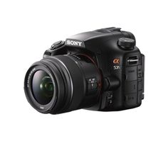Sony A57 DSLT camera.  She will be mine.  Oh, yes, she will be mine.